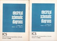 image of ELECTRICAL SCHEMATIC DIAGRAMS: Part 1 & 2 (complete).