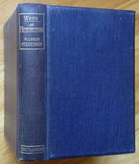 WEIR OF HERMISTON by  Robert Louis Stevenson - First Edition - 1896 - from Sumner & Stillman and Biblio.com