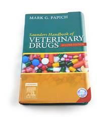 Saunders Handbook of Veterinary Drugs (Handbook of Veterinary Drugs  (Saunders))