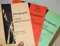 image of Discography of Louis Armstrong; biographical notes by Knud H. Ditlevsen