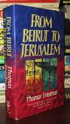 image of FROM BEIRUT TO JERUSALEM