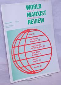 image of World Marxist Review: Problems of peace and socialism. Vol. 32, No.3, Mar 1989