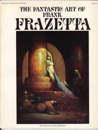 "1980 Full Color Plate /""Carson Of Venus/"" by Frank Frazetta Fantastic GGA"