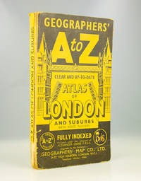 Geographers' A to Z: clear and up-to-date atlas to London and suburbs with house numbers
