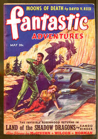 image of Fantastic Adventures: May, 1941