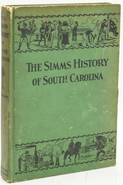 Columbia, S.C.: The State Company, 1932. Hard Cover. Very Good binding. With Maps and Illustrations....