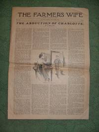THE FARMER'S WIFE, ST. PAUL, MINN., OCTOBER, 1907 NEWSPAPER (THE OBDUCTION OF CHARLOTTE. By...