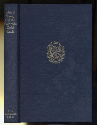 Chicago: R. R. Donnelley, 1969. Hardcover. Very Good. First edition thus. Very good with fade spots ...