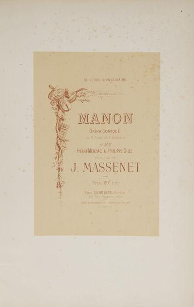 Paris: G. Hartmann , 1884. Large octavo. Quarter dark brown calf with dark brown pebbled cloth. 1f. ...