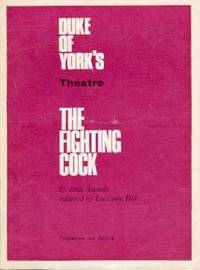 The Fighting Cock : THEATRE PROGRAMME