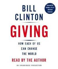 image of Giving: How Each of Us Can Change the World