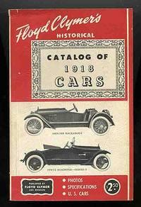 Floyd Clymer's Historical Catalog of 1918 Cars