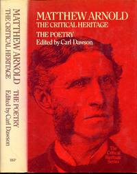 image of Matthew Arnold, the poetry: The Critical Heritage