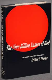 image of THE NINE BILLION NAMES OF GOD: THE BEST SHORT STORIES OF ARTHUR C. CLARKE