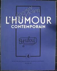L'humour contemporain, Albert Dubout.