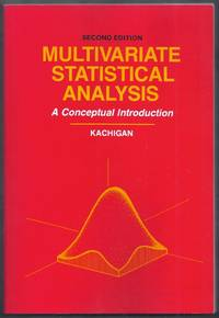 Multivariate Statistical Analysis. A Conceptual Introduction. Second Edition
