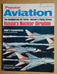 image of Popular Aviation. May/June 1967.