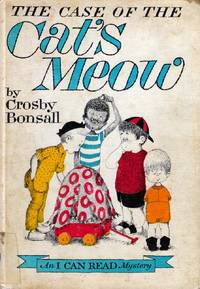 The Case of the Cat's Meow (An I Can Read Mystery)