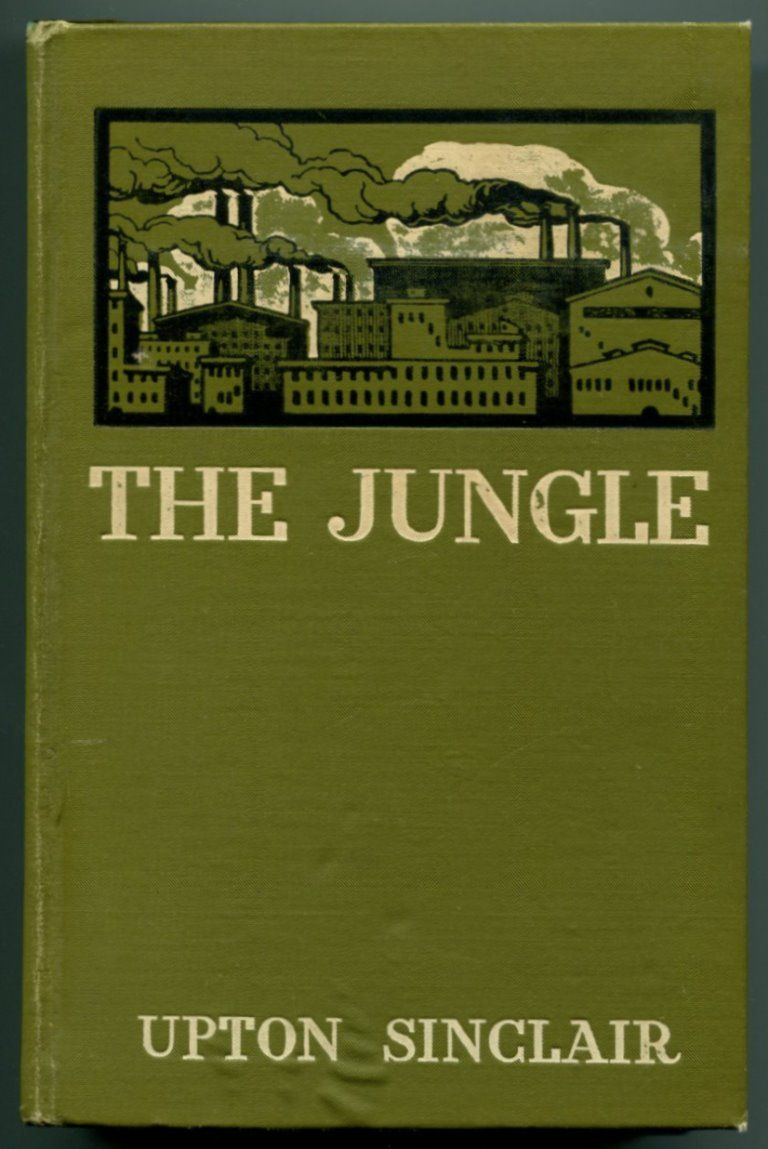 an overview of the novel jungle by upton sinclair Introduction i aimed for the public's heart, and by accident i hit it in the stomach upton sinclair used those words to describe the reaction his novel, the jungle, received upon its initial publication.