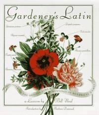 Gardener's Latin : A Lexicon