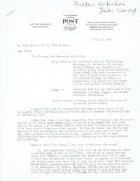 A 4-PAGE TYPED MANUSCRIPT PROPOSAL SIGNED BY ART SEIDENBAUM, FOR AN ARTICLE ON THE EXTORTION OF GAYS BY CRIMINALS & BY THE POLICE