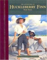 image of Huckleberry Finn (Great Classics for Children)