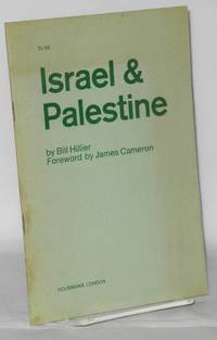 Israel and Palestine Foreword by James Cameron