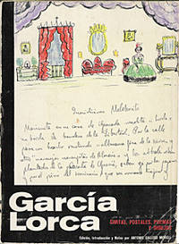 Garcia Lorca: Cartas, postales, poemas y dibujos by  Introduccion y Notas por Antonio Gallego Morell  Federico. Edicion - Paperback - 1968 - from Crane's Bill Books and Biblio.com