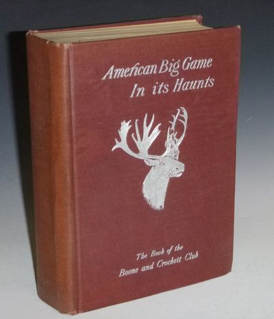 New York: Harper and Brothers, 1904. First Edition. Octavo. . Frontispiece of Roosevelt, 497pp. edit...