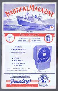 Nautical Magazine. Vol. 187 No. 6. June 1962