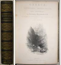 image of Greece: Pictorial, Descriptive, and Historical [...] a new edition, carefully revised. With numerous engraving on wood and steel [...]