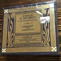NEW / Inghelbrecht / Debussy: Le Martyr de Saint-Sebastien / Damoiselle Elue / Marche Exossaise / Prelude A L'Apres-Midi D'Un Faune / La Mer