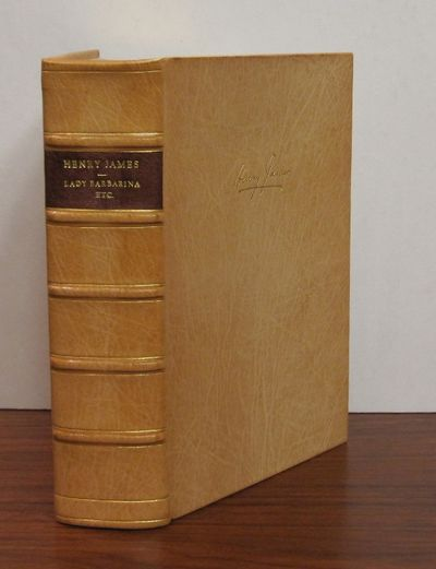 New York: Scribner, 1907. hardcover. fine. Title page printed in red & black with small decorative e...