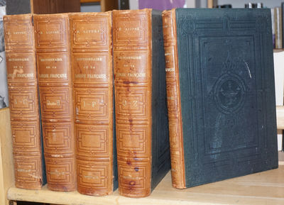 Paris: Librairie Hatchette, 1910. lix, 2628p., and iv, 375 + vii, 84p. (supplement divided into two ...