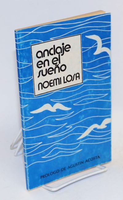 Miami: AIP Pub. for the author, 1975. Paperback. 34p., one of 500 copies, text in Spanish, very good...