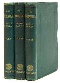 The Woodlanders by  Thomas Hardy - First edition, one of 860 copies bound (of 1,000 printed) - 1887 - from James Cummins Bookseller and Biblio.com