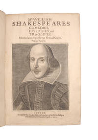 Comedies, Histories and Tragedies. Published according to the true originall copies by  William SHAKESPEARE - 1632 - from Sokol Books Ltd (SKU: K1)
