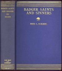 Badger Saint and Sinners