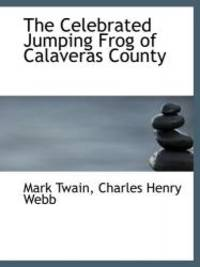 image of The Celebrated Jumping Frog of Calaveras County