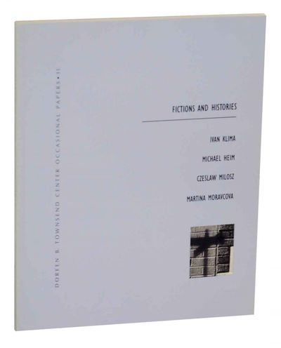 Berkeley, CA: Doreen B. Townsend Center for the Humanities, 1998. First edition. Softcover. 40 pages...