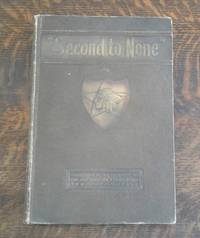 Second to None (Second Division World War I) 1933
