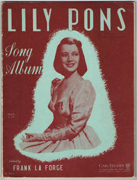 LILY PONS SONG ALBUM