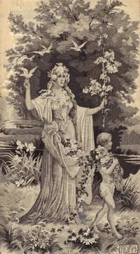 image of Flore (or Flora) - Stevengraph