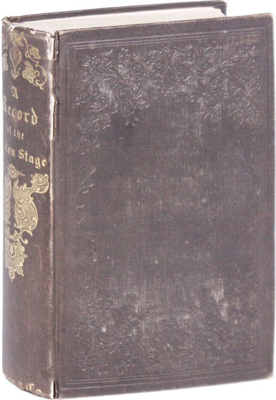 Boston & Cambridge: James Munroe & Company, 1853. First Edition. Hardcover. First printing. 12mo (18...