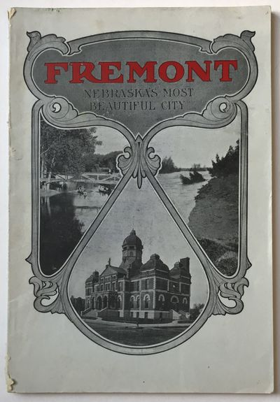 Fremont: W.P. Fritz, 1905. Very good.. 93,pp. Quarto. Original pictorial printed wrappers, stapled. ...
