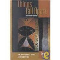 image of Things Fall Apart: With Related Readings (The Emc Masterpiece Series Access Editions)