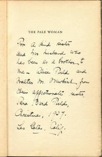 THE PALE WOMAN AND OTHER POEMS