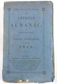 image of The American Almanac and Repository of Useful Knowledge, for the Year 1846
