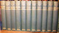 WORKS OF JAMES RUSSELL LOWELL, [Standard Library Edition, complete in eleven volumes, The.