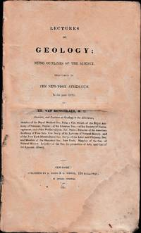 Lectures on Geology ... Delivered in the New York Athenaeum